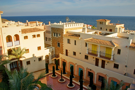 Townhouse at Harbour Lights at Villaricos