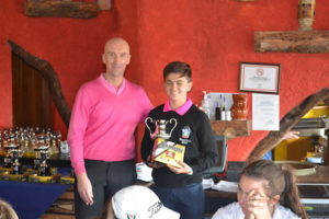 Men's Stableford Score Winner copia