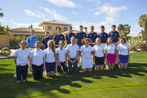 Scottish Golf Union at Desert Springs