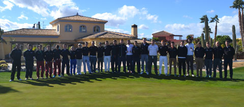 Darren Clarke Golf School at Desert Springs Resort