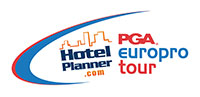 Hotel Planner : PGA  EuroPro Tour