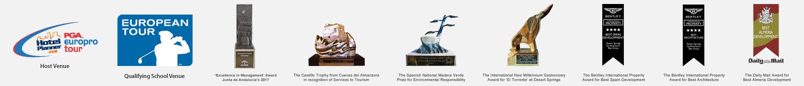 desert springs resort awards