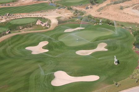 Aerial 3rd Hole