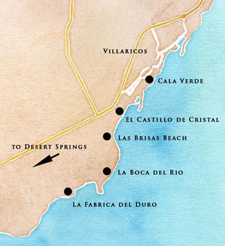 Location Villa Villaricos