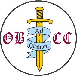 El Club de críquet Ockbrook y Borrwash Logo