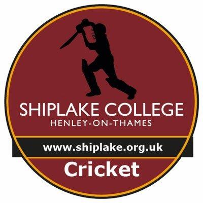 El Club de Criquet de la Colegio Shiplake Logo