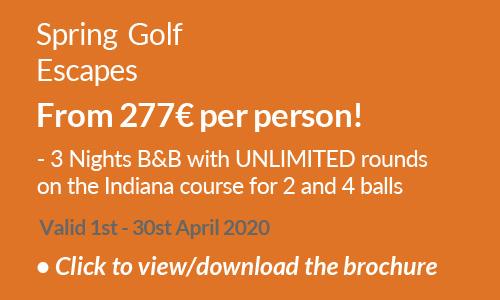 Spring Golf Escapes April 2020