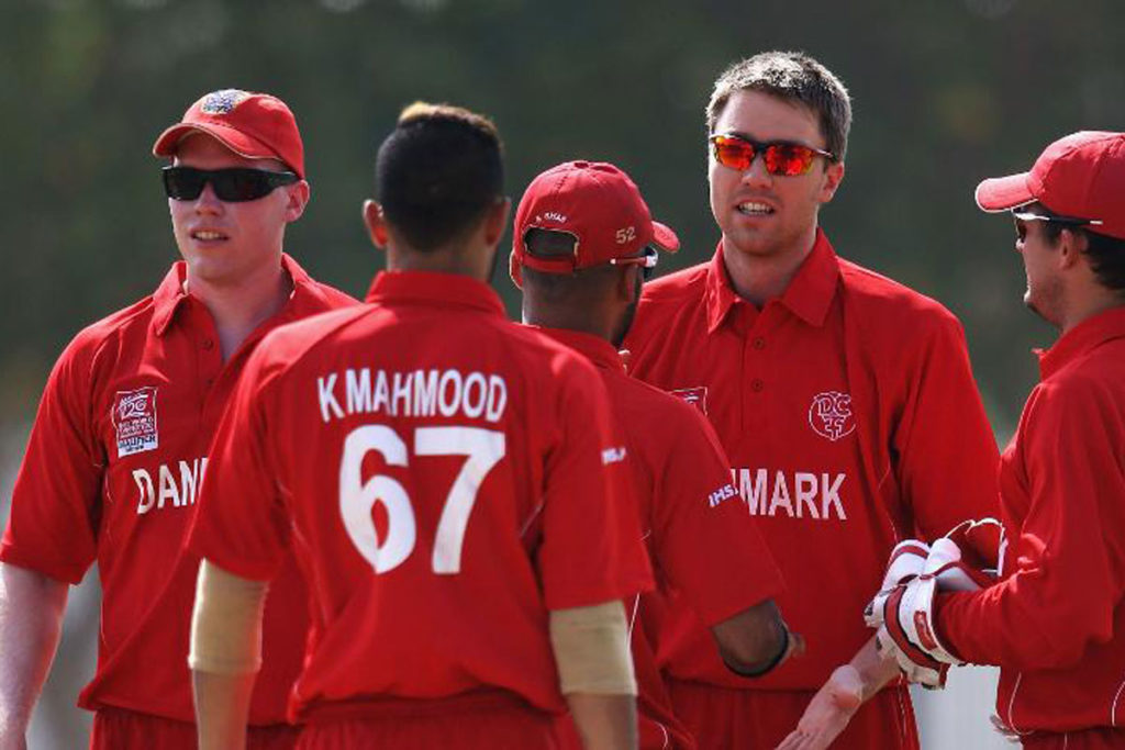 Denmark-Cricket