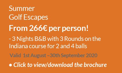 Summer Golf Escapes 2020