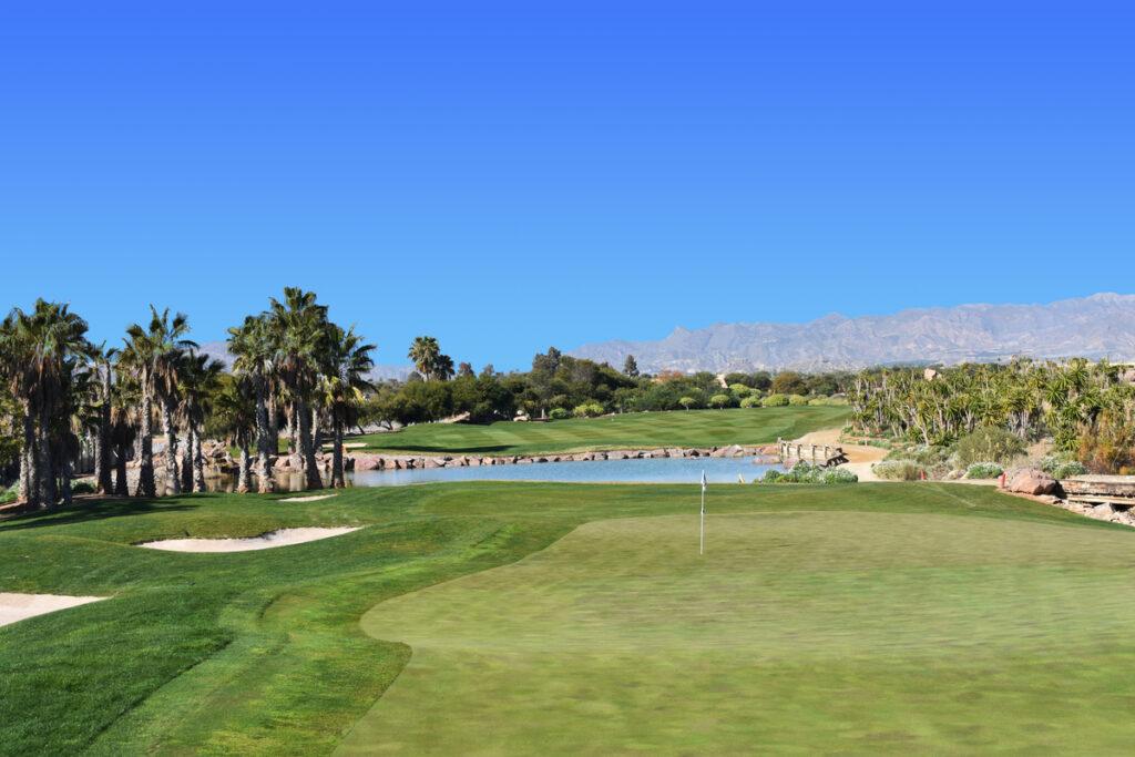 Golf Course 97 15th Hole NEW RGB