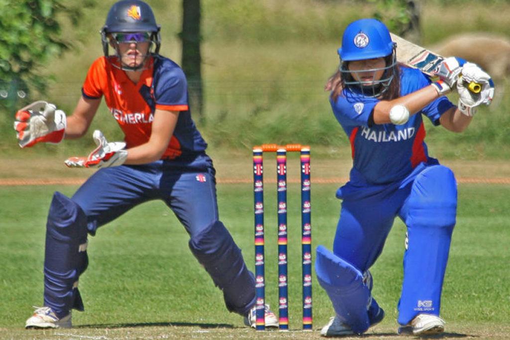 Netherlands-Women-v-Thailand