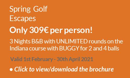 Winter Golf Escapes 2020