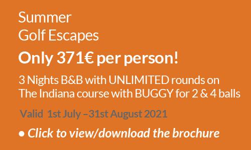 Summer Golf Escapes 2021