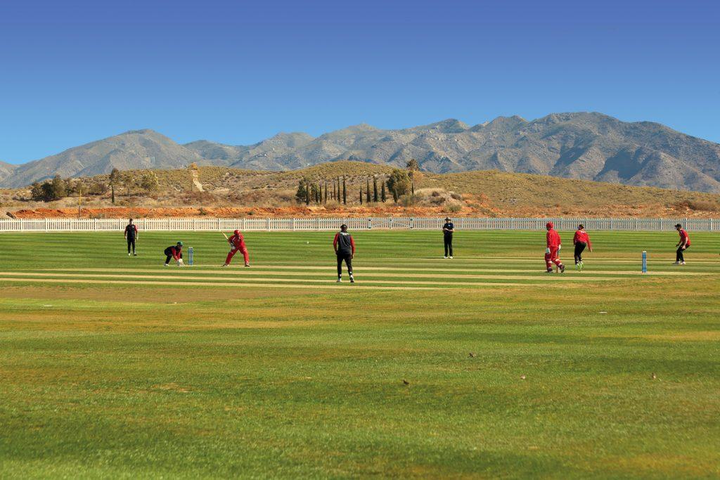 Desert Springs Cricket Ground 1